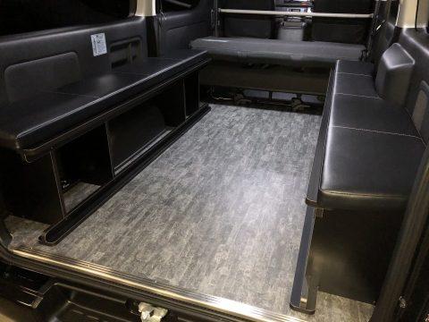 LINES:床張りキット×flexdream:オリジナルベッドキットtype.2