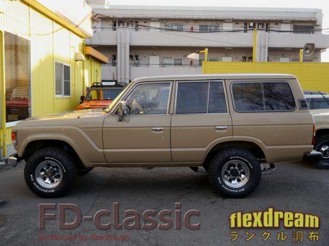 ランクル60  VX   FJ62G FD-classic ランクル調布店