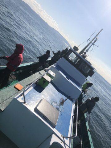 釣り開始2
