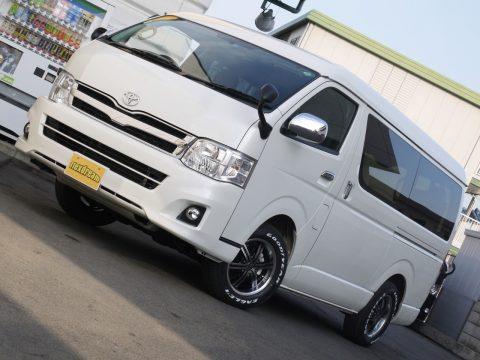 H22ハイエースワゴン GL 4WD【3型】