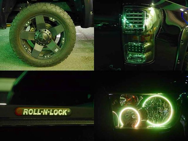 KMC XD775 Rockstar NITTO TERRA GRAPPLER A/T ROLL・N・LOCK