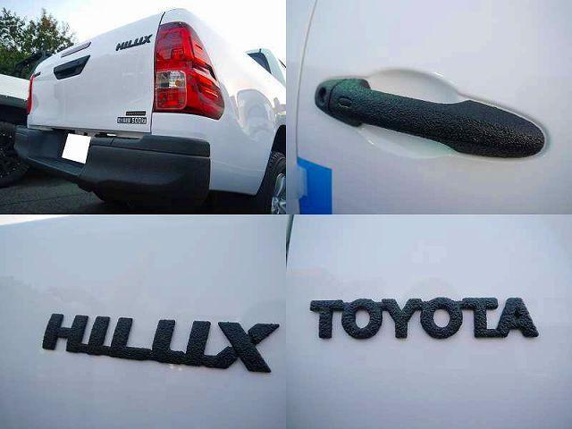 新型HILUX プリクラッシュセーフティーシステム レーンディパーチャーアラート