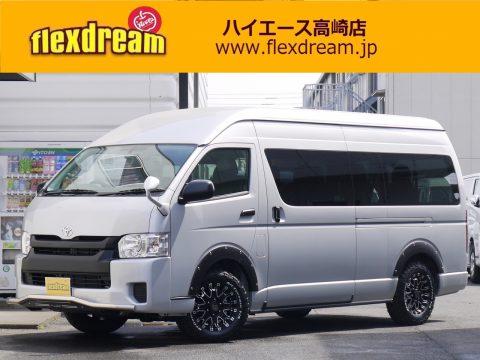 新車ハイエースワゴン グランドキャビン4WD