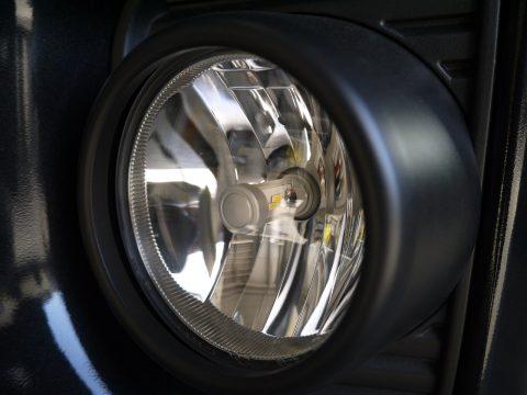 高崎店デモカー2018:IPF LEDデュアルカラーフォグバルブ