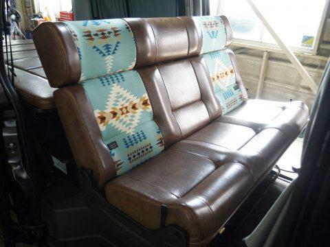 高崎店デモカー2018:i-seat REVO【PENDLETONコラボ】
