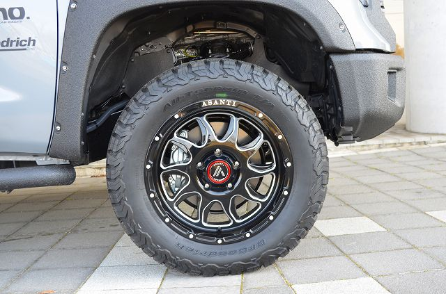 ASSANTI OFFROAD AB810 20inchAW BF Goodrich AT KO2 305/55R20