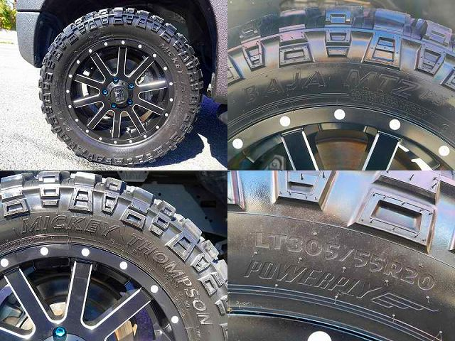 KMC XD818 ヘイスト 20インチAW MICKEY THOMPSON BAJA MTZ 305/55R20