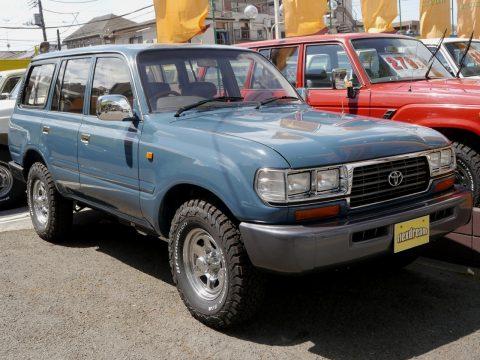 ランクル80 VX-LTD FD-classic 最終モデル