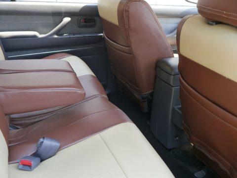 ランクル80シートカバー