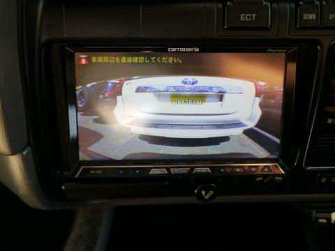 ランクル80バックカメラ
