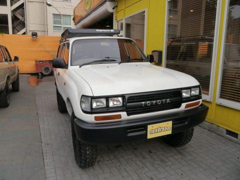 ランクル80 VX-LTD  FD-classic  ホワイト×各部ブラック