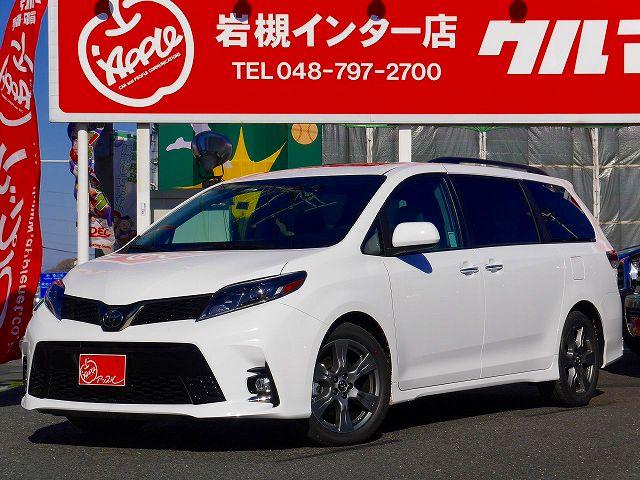 新車2018年モデル シエナSE プリファードPKG スーパーホワイト(040)入庫!18yシエナ在庫豊富に揃えてます(^O^)