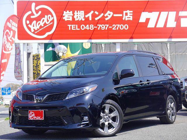 新車シエナSE プリファードPKG ブラック(218)