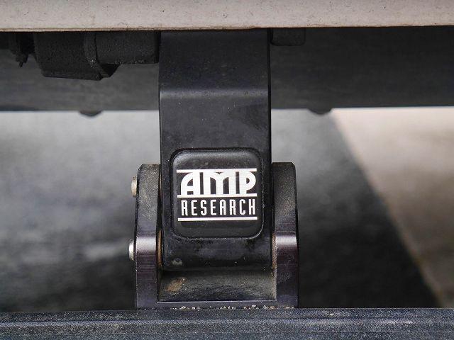 AMP RESEARCH 電動サイドステップ
