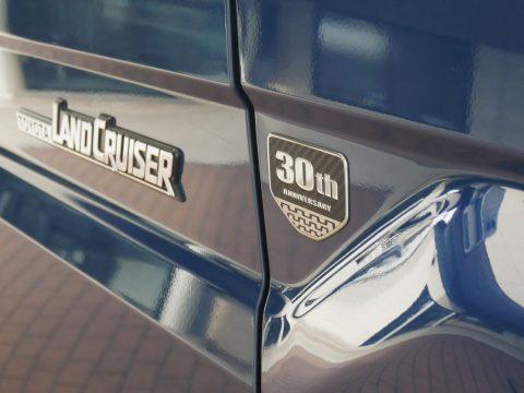 ランドクルーザー 四駆 ランクル70 79ピックアップトラック ダブルキャブ 70系復刻モデル LINE-X ガナドール 電動ウィンチ  (6)