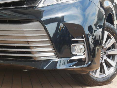 新車シエナ 4WD リミテッド 最上級グレード チェスナットレザー トヨタセーフティーセンスP サンルーフ (3)