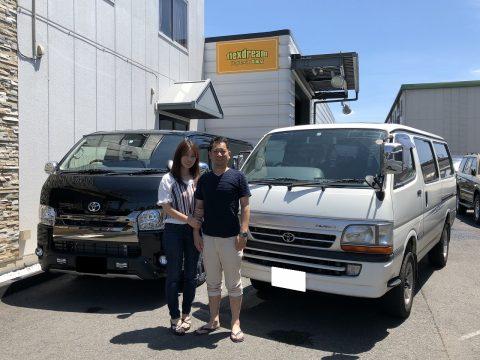 滋賀県S様ご納車