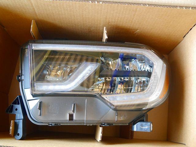 18y セコイア LEDヘッドライド&LEDデイライト