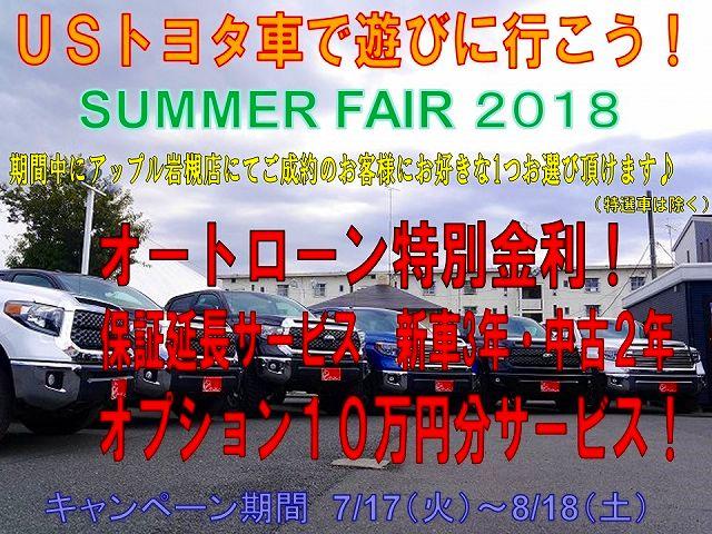 SUMMER FAIR2018