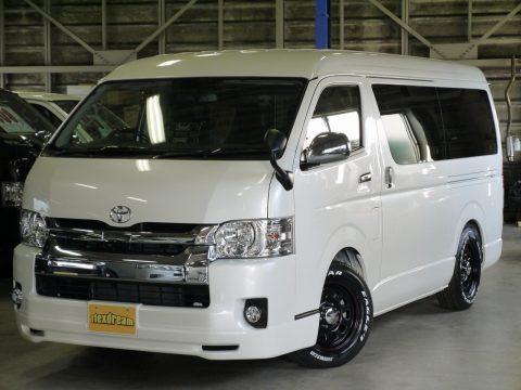 新車 ハイエースワゴン GL 4WD FD-BOX0