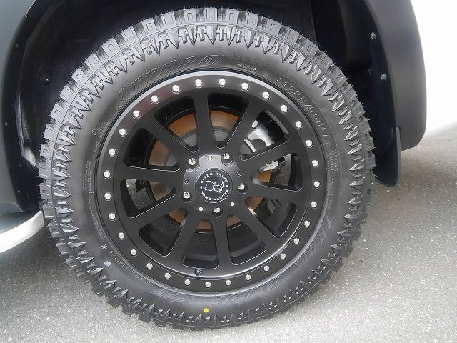 BLACK RHINO Mint 20inchAW ATTURO TRAIL BLADE X/T 285/55R20