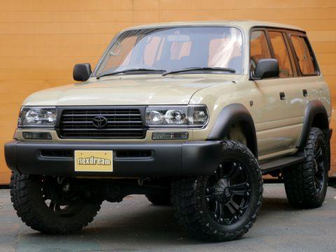 ランクル80  VX-LTD  最終モデル