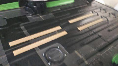 床張り工程⑤
