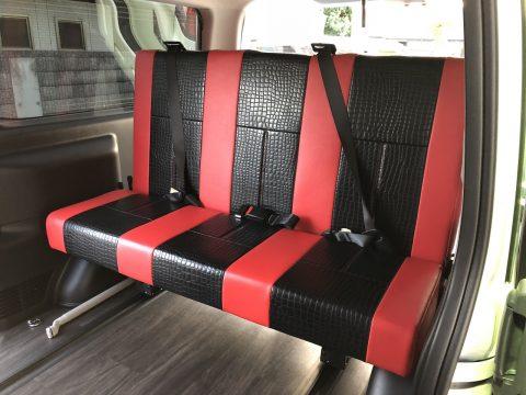 ワンオフFD-BOX5:3列目i-seat T-REVO