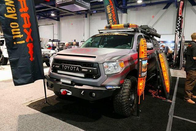US TOYOTA TUNDRA 4WD TRDPro