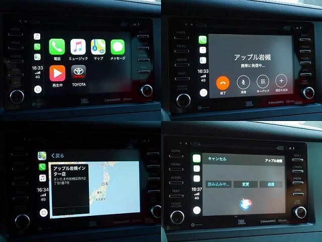 シエナ SE プリファード ミニバン US トヨタ アップル カープレイ Apple car play