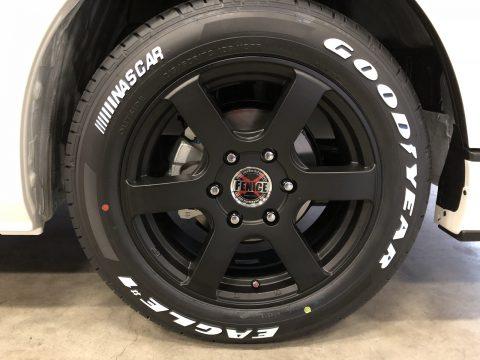 フェニーチェX XC6 × NASCAR 17-in