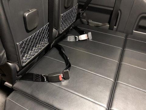 ワゴンGL用ベッドキット:2点式シートベルト