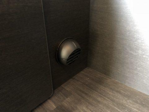 ワンオフFD-BOX3:リヤヒーター吹き出し口