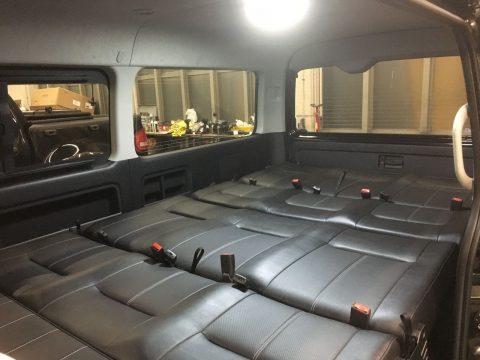 内装架装 FD-BOX3T  T-Revoシート1500㎜ フルフラットベッド