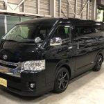 新車ハイエースワゴン 4WD FD-BOX0(ゼロ)