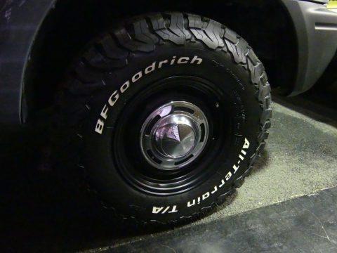 DEANクロスカントリー×BFグッドリッチATタイヤ新品5本