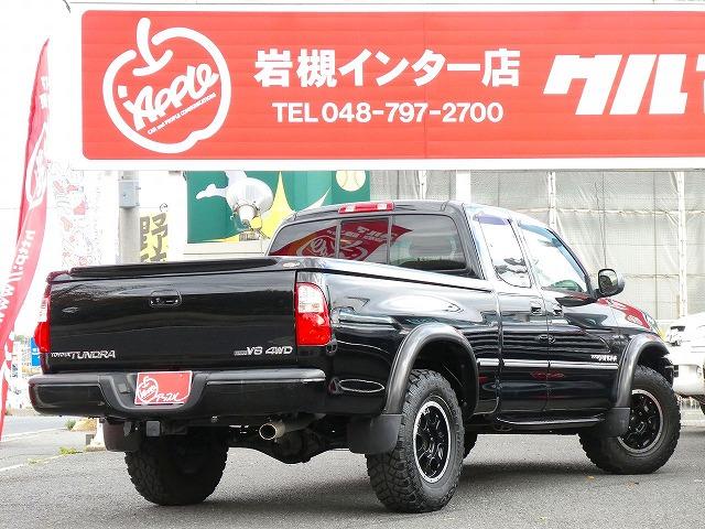 タンドラ アクセスキャブ 4WD SR5 初代 ピックアップ トラック
