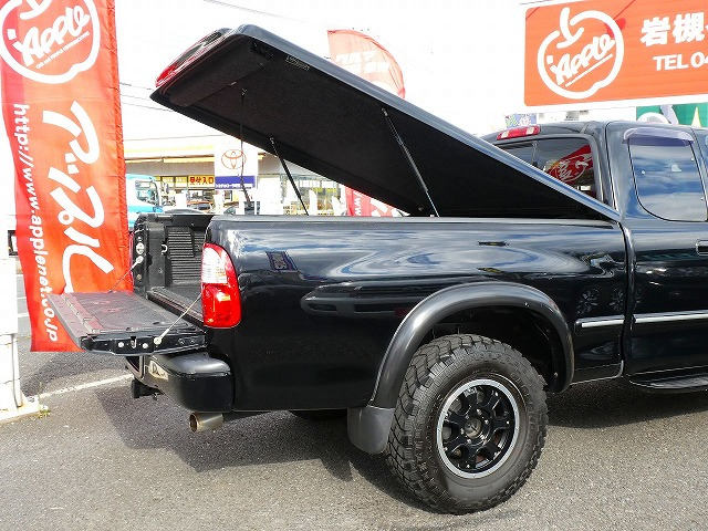タンドラ アクセスキャブ 4WD SR5 初代 ピックアップ トラック SNUGTOPハードトノカバー