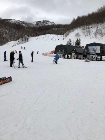 群馬県は川場スキー場にいってきました。