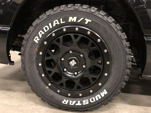 MLJ:エクストリームJ XJ04 × マッドスター ラディアルMT