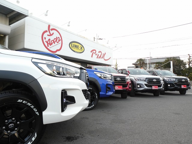 HILUX Z Black Rally Edition ハイラックス ブラック ラリー エディション 特別仕様者