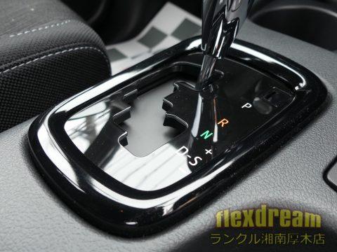 ハイラックス Z特別仕様車 Black Rally Edition インテリア