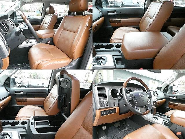 新車並行2012年モデル タンドラ クルーマックスPLATINUM 4WD サンルーフ 折り畳み式トノカバー コーナーセンサー サイドステップ 純正20インチAW フルセグナビ JBLサウンド
