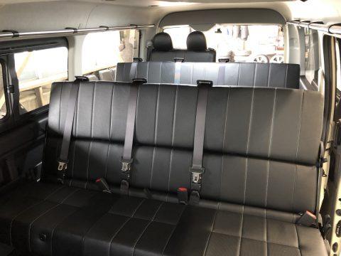 i-Seat REVO2脚搭載