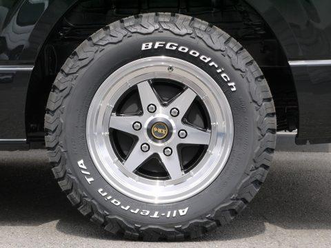 ヴァローネ:XR-6 × BFGoodrich:AT KO2