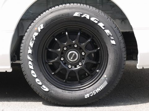 BOXYSTYLE:S12 × Goodyear:NASCAR