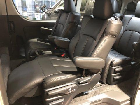 パールワゴン特別仕様車ファインテックツアラー本革シートカバー8