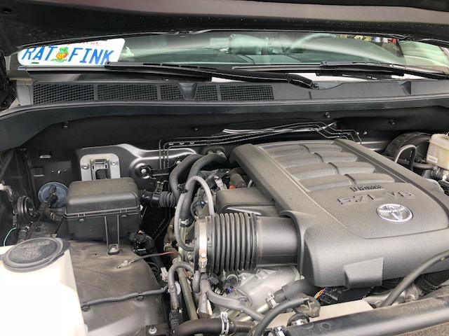 タンドラ エンジン 4X4 パートタイム