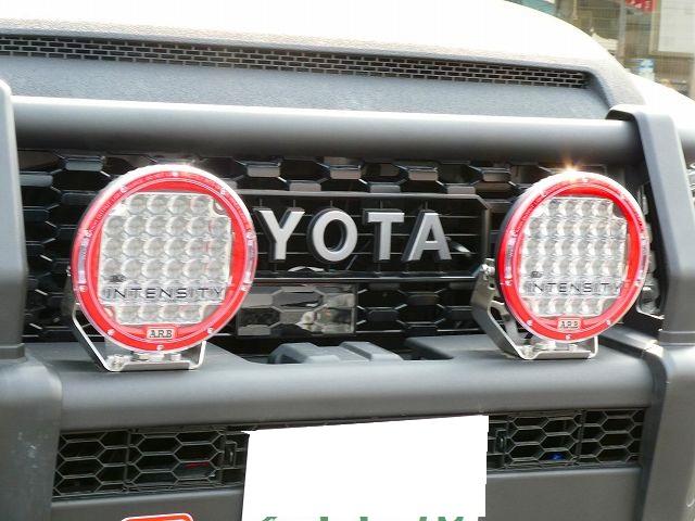 INTENSITY AR LED V2 DRIVING LIGHT ARB OFFROAD 4×4 4WD 四駆 オフロード タンドラ タコマ セコイア シエナ US TOYOTA 逆輸入車 アメ車 アップル岩槻