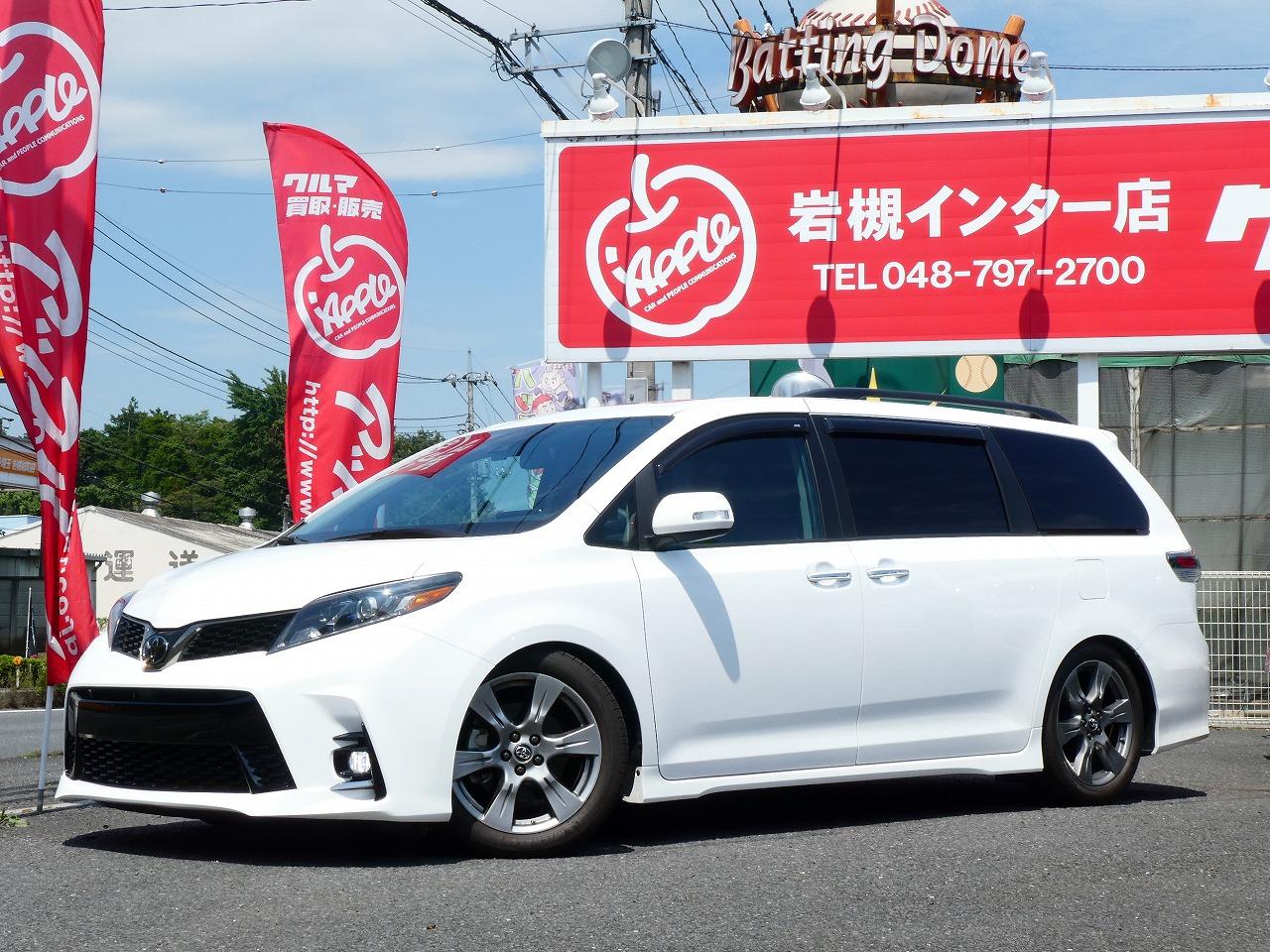2020年モデル 新車シエナ入庫!! リミテッドプレミアム&SEナイトシェード